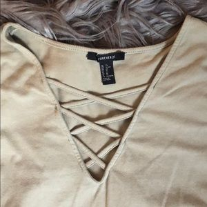 Forever 21 Tops - Cotton bodysuit 😛